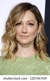 Judy Greer at the Los Angeles premiere of 'Halloween' held at the TCL Chinese Theatre in Hollywood, USA on October 17, 2018.