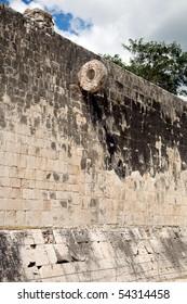 Juego de Palota, Chichen Itza, Yucatan, Mexico