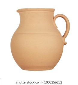 Jug isolated on a white background