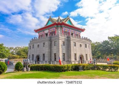 Juguang Tower in Kinmen, Fujian Province