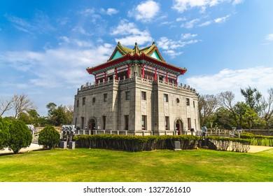 Juguang Tower in Kinmen, Taiwan