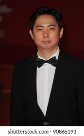 "Juhn Jaihong at premiere of ""Poongsan"" at the 6th International Rome Film Festival. {month name}28, 2011, Rome, Italy Picture: Catchlight Media / Featureflash"
