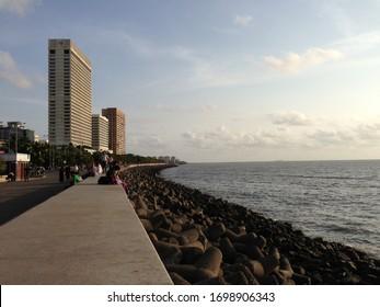 Juhu Beach and Hotels in Mumbai