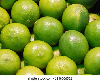 juicy fresh limes