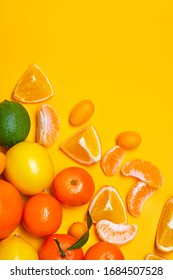Juicy fruity fresh citrus backgrounds