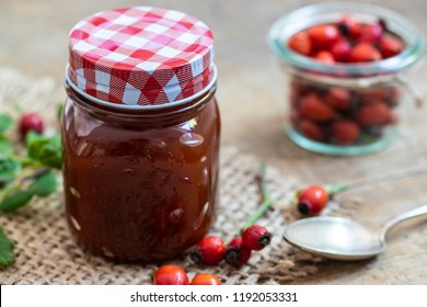 juicy Marmelade from rose hips