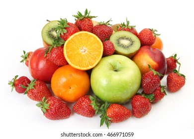 juicy Strawberry and fruit