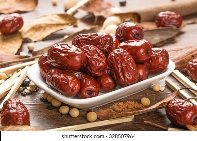 Jujube, red date; Chinese date