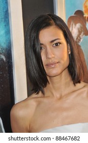 "Julia Jones at the Los Angeles premiere of her new movie ""Jonah Hex"" at the Cinerama Dome, Hollywood. June 17, 2010  Los Angeles, CA Picture: Paul Smith / Featureflash"