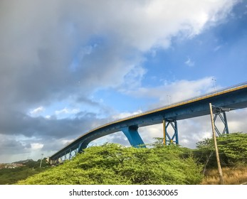 Julianna Bridge Views around the small Caribbean island of Curacao