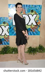 Julianna Margulies at FOX All-Star Party for Summer 2007 TCA Press Tour, Santa Monica Pier, Santa Monica, CA, July 23, 2007