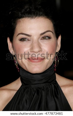 Julianna Margulies Los Angeles Premiere Snakes Stock Photo Edit Now