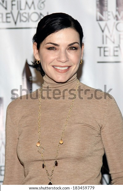 Julianna Margulies at New York Women in Film's 29th Annual Muse Awards Gala Luncheon, New York Hilton Hotel, New York, NY December 9, 2009