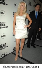 Julianne Hough  at the 2008 American Music Awards Nominations Announcements. Beverly Hills Hotel, Beverly Hills, CA. 10-14-08