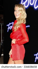 "Julianne Hough at the Los Angeles Premiere of ""Footloose"" held at the Regency Village Theatre in Westwood, California, United States on October 3, 2011."