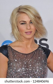 Julianne Hough at the People's Choice Awards 2013 at the Nokia Theatre L.A. Live. January 9, 2013  Los Angeles, CA Picture: Paul Smith
