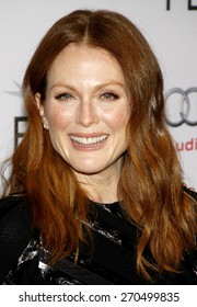 Julianne Moore at the AFI FEST 2014 Special Screening Of 'Still Alice' held at the Dolby Theatre in Los Angeles on November 12, 2014 in Los Angeles, California.