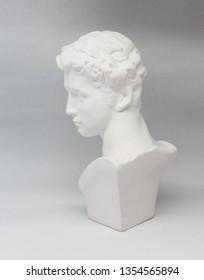 Julien plaster cast
