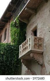 julieta's balcony