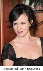 Juliette Lewis at the Ninth Annual AARP the Magazine`s Movies for Grownups Awards Gala, Beverly Wilshire Hotel, Beverly Hills, CA. 02-16-10