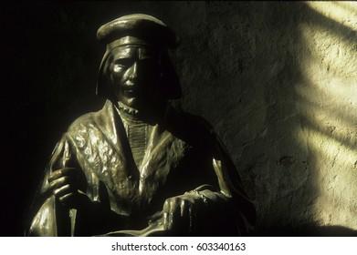 Julius Agricola Statue Turku Cathedral
