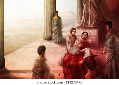 Julius Caesar and the Ides of March
