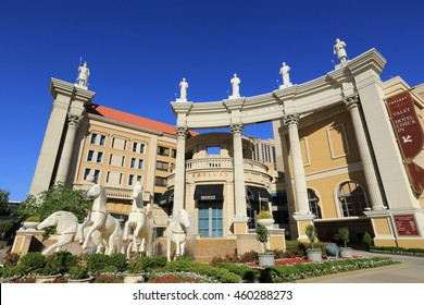 July 11, 2016 Caesars Hotel and Casino in Atlantic city NJ.
