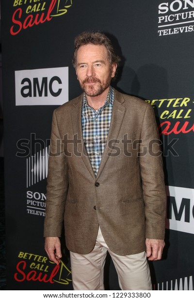July 19, 2018: Bryan Cranson from AMC's Breaking Bad arrives at Comic Con 2018 in San Diego, CA.