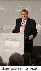 JULY 3, 2008 - BERLIN: Richard Holbrooke at the award ceremony of the Kissinger Prize at the American Academy, Berlin.