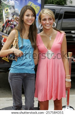 Jamie lynn spears and victoria justice