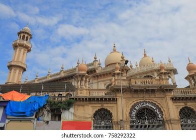 Juma Masjid mosque Mumbai India