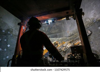 Jumbo Drill Operator