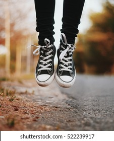 Jump your feet