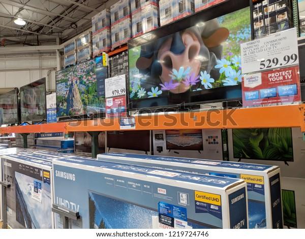 June 1 2018 Tcl Roku Tvs Stock Photo (Edit Now) 1219724746