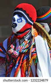 June 13, 2010. Peru, Cuzco, Traditional Days Festival.