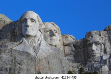 June 15, 2015 Mount Rushmore National Monument South Dakota Day
