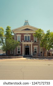 June 20, 2017 - Tombstone, Arizona, USA - Old historic courthouse government offices