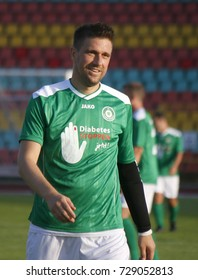 JUNE 27, 2017 - BERLIN: Ivan Klasnic at a beneficial game at the Friedrich-Ludwig-Jahn Sportpark, Berlin-Prenzlauer Berg.