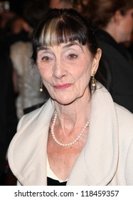 June Brown arriving for the 2012 Pride of Britain Awards, at the Grosvenor House Hotel, London. 29/10/2012