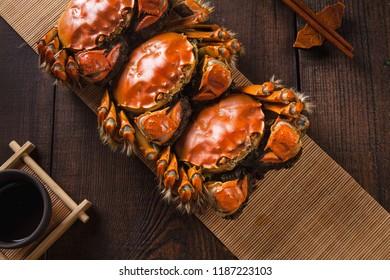 June Huangyang Chenghu Big Crab
