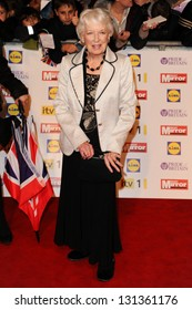 June Whitfield arriving for the 2012 Pride of Britain Awards, at the Grosvenor House Hotel, London. 29/10/2012 Picture by: Steve Vas