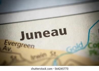 Juneau. Alaska. USA