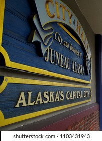 Juneau, Alaska's Capital City.