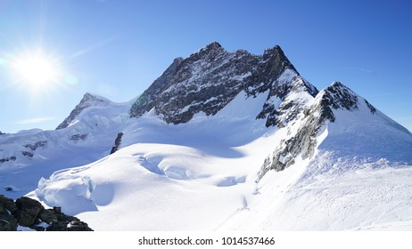 Jungfrau in Sunlight