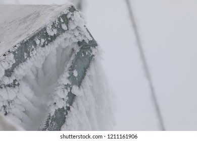 Jungfrau, Switzerland - October 11, 2018: Snow covered in jungfrau glacier, The Jungfrau is approximately 6 km from the Eiger; with the summit of the Mönch between the two mountains