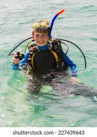 Junior Scuba Diver