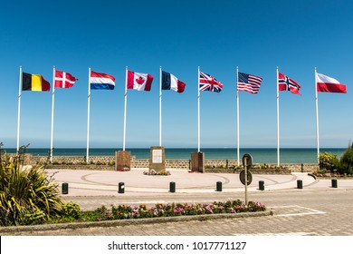 Juno Beach Now -June15, 2017. Juno or Juno Beach was one of the five beaches of the Allied invasion of German occupied France in the Normandy landings on 6th June 1944, during the second World War.