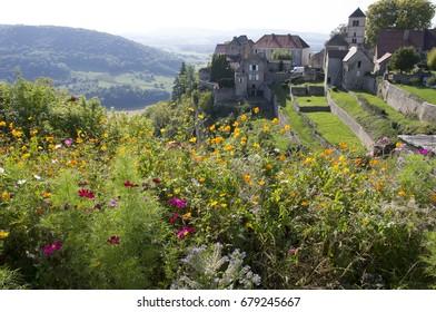 Château-Chalon, Jura, France
