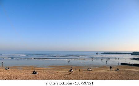 Jurassic Coast Beach