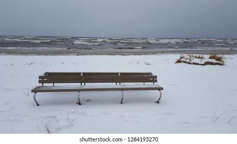 Jurmala in Winter